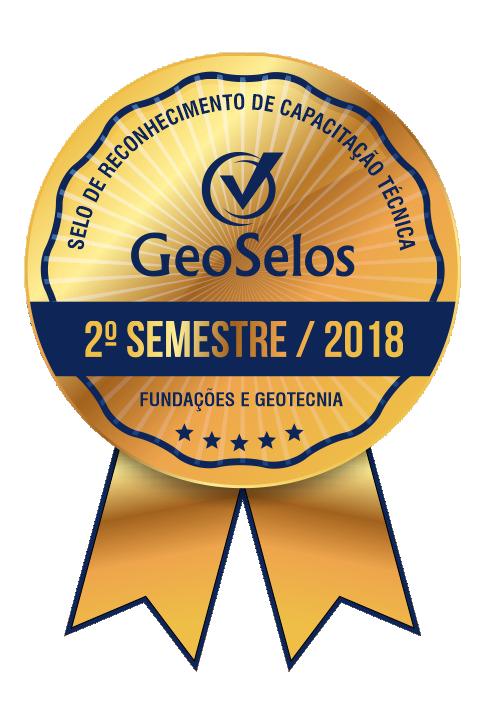 Qualidade garantida na CJK Engenharia Civil, capacitação técnica - GeoSelo